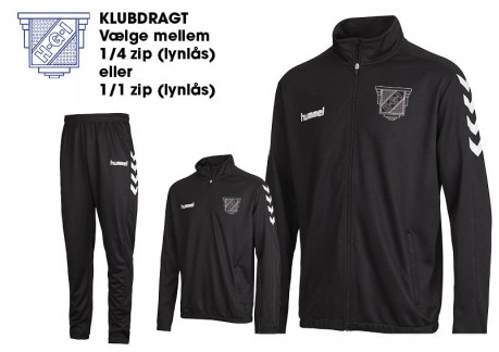 0 Havdrup Klubdragt 36893 (36985) 32173 SORT