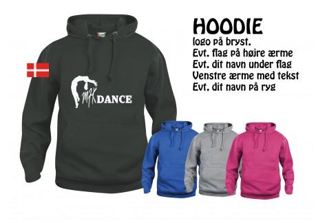 1 MFK Hoodie CL 0210031 Voksen og Børn