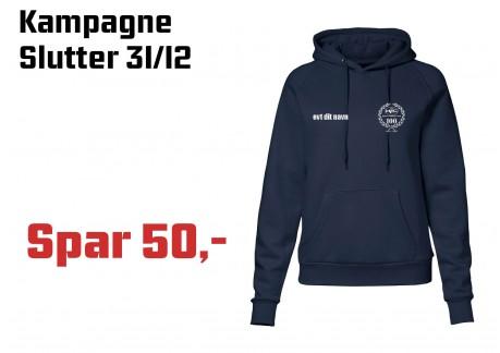 0 HFC Hættebluse CL 0210031Navy HFC JuleKampagne