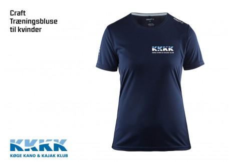 0 KKKK Craft Dame t-shirt 1903942-1390