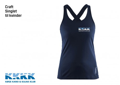 0 KKKK Craft Dame Singlet 1903943-1390