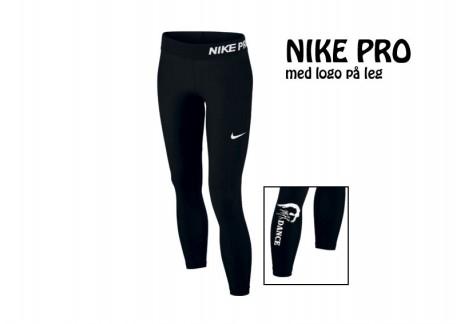 MFK Nike Pro Long Tight Damer