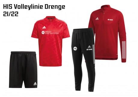 1 HIS Skoletøj VOLLEYLINIEN DRENGE 2021/2022