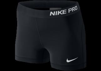 Nike Pro kort Tight 725477-010 VOKSEN
