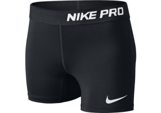 CK Nike Pro kort Tight 725477-010 VOKSEN