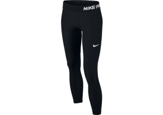 Nike Pro Lang tight Børn sort