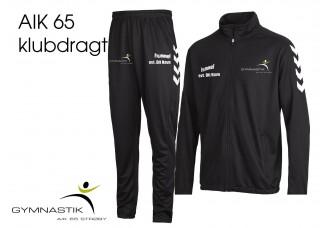 AIK 65 Klubdragt  36893 32173 SORT