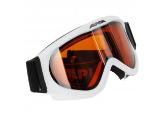 00 ALPINA skibrille Ethno hvid