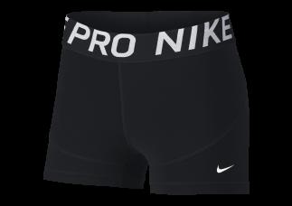 Soffie Nike Pro kort Tight AO9977-010 VOKSEN