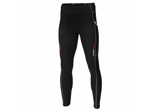 EJBY Fusion Comp3 Long tight med lomme SORT