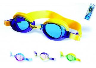 HSVH Svømmebrille 4105 Blå/klar 12 stk 0960