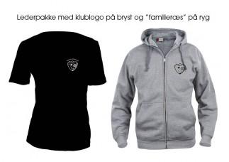 GKB Personalepakke Famileræs CL 210034 IK 3080/3042 0400