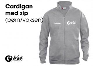 GT Cardigan 021028 grå