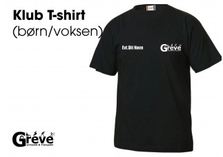 GT Klub t-shirt basic/Ice