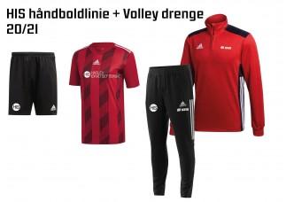 1 HIS Skoletøj HÅNDBOLDLINIEN (+volley drenge) 2020/21