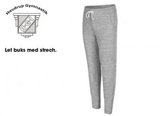Havdrup Gym Dame Buks PS 5449 grå