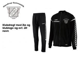 1 Havdrup Gymnastik Kluddragt 033401 037228