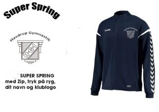 00 Havdrup Gymnastik SUPERSPRING 033401 KUN JAKKE