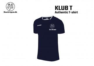 HGF t-shirt 204-919 navy