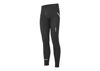 EJBY Fusion HOT long tight med lomme SORT (vinter-tight)