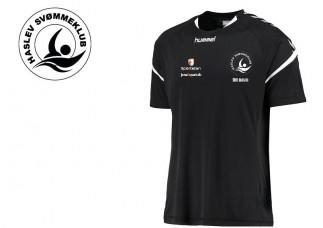 1 HS T-shirt SORT 03677