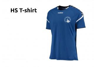 1 HS T-shirt 03677 Blå