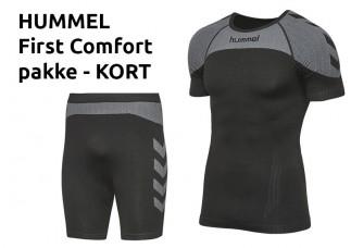 Hummel First Comfort Pakke kort tights 03-740 11-358 (klub)