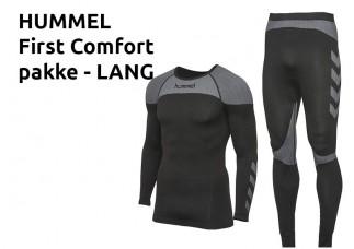 Hummel First Comfort Pakke lang tights 04-327 11-359 (klub)