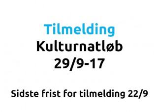 0 HFC kulturnatteløb 29/9