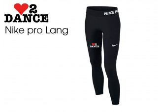 L2D Nike Pro lang tight BØRN