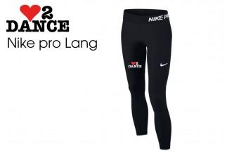 L2D Nike Pro lang tight Voksen