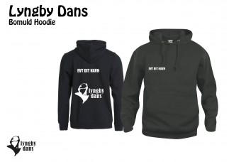 LD hoodie 021031 sort