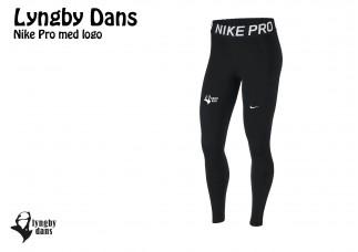LD Nike Pro lang tight Voksen AO9968