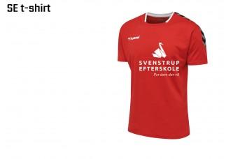 2 SE T-shirt 204919 rød
