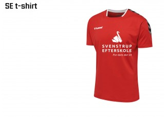 2 SE T-shirt 204919 rød 0200