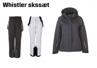 00 SKITUR Whistler Dame skisæt Yarra