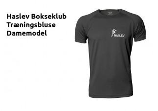 HB Tr. t-shirt ID0571 sort Dame