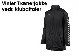 1 Vinter Trænerjakke 0720