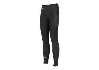 EJBY Fusion Long dame tight med lomme SORT