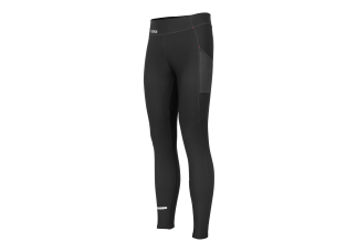 EJBY Fusion DAME HOT long tight med lomme SORT (vinter-tight)